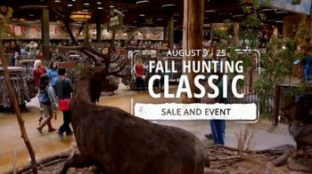 Bass Pro Shops Fall Hunting Classic Sale and Event TV Spot, 'Equipment and Camo' - Thumbnail 4