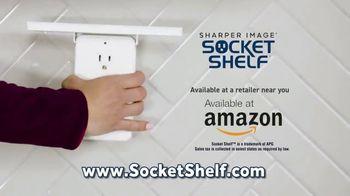 Socket Shelf TV Spot, 'Add a Shelf to Any Outlet' - Thumbnail 9