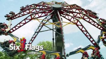 Six Flags Over Texas TV Spot, \'One Incredible Thrill After Another\'