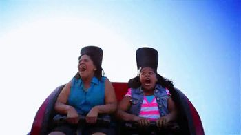Six Flags Over Texas TV Spot, 'One Incredible Thrill After Another' - Thumbnail 2