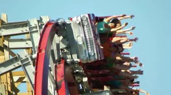 Six Flags Over Texas TV Spot, 'One Incredible Thrill After Another' - Thumbnail 4