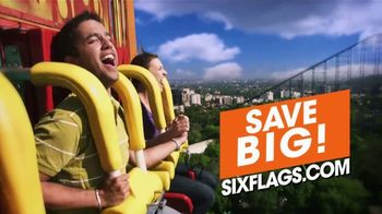 Six Flags Over Texas TV Spot, 'One Incredible Thrill After Another' - Thumbnail 7