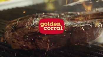 Golden Corral Endless Sirloin + Golden Delicious Shrimp TV Spot, 'Every Night' - Thumbnail 1