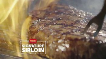 Golden Corral Endless Sirloin + Golden Delicious Shrimp TV Spot, 'Every Night' - Thumbnail 2
