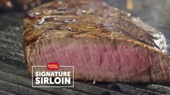 Golden Corral Endless Sirloin + Golden Delicious Shrimp TV Spot, 'Every Night' - Thumbnail 3