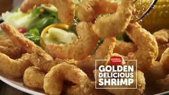 Golden Corral Endless Sirloin + Golden Delicious Shrimp TV Spot, 'Every Night' - Thumbnail 4