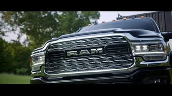 Ram Trucks Summer Clearance Event TV Spot, 'Loyalty' Song by Eric Church [T2] - Thumbnail 1