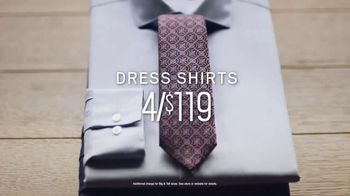 Men's Wearhouse TV Spot, 'Good On You: Suits, Shirts and Pants' - Thumbnail 4
