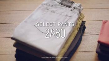 Men's Wearhouse TV Spot, 'Good On You: Suits, Shirts and Pants' - Thumbnail 5