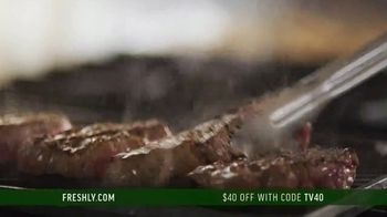 Freshly TV Spot, 'Complete Meal Delivered Weekly: $40 Off' - Thumbnail 2