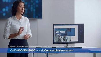 Comcast Business TV Spot, 'Deadlines: $59.95'