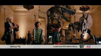 GreatCall TV Spot, 'Dinosaur Museum: Free Month' Featuring John Walsh - 201 commercial airings