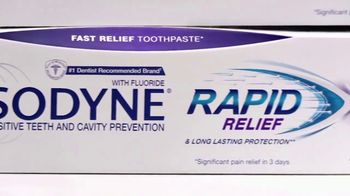 Sensodyne Rapid Relief TV Spot, 'How to Treat Sensitive Teeth Fast' - Thumbnail 4