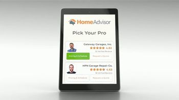 HomeAdvisor TV Spot, 'Drive By' - Thumbnail 9