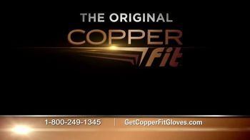 Copper Fit Compression Gloves TV Spot, 'Feel Better' - Thumbnail 9