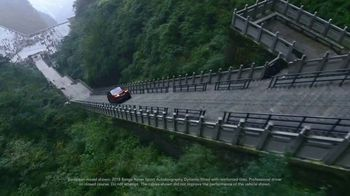 2018 Range Rover Sport TV Spot, 'The Dragon Challenge' [T1] - Thumbnail 4
