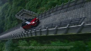 2018 Range Rover Sport TV Spot, 'The Dragon Challenge' [T1] - Thumbnail 5