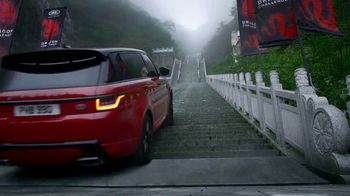 2018 Range Rover Sport TV Spot, 'The Dragon Challenge' [T1]