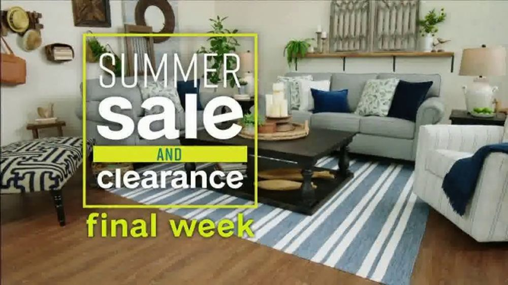 Marvelous Ashley Homestore Summer Sale And Clearance Tv Commercial Hotbuys Sofas Beds Dining Tables Video Download Free Architecture Designs Scobabritishbridgeorg