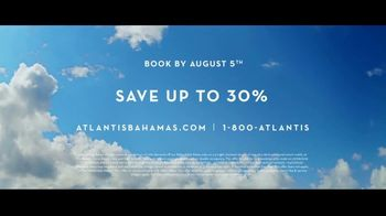 Atlantis TV Spot, 'True Bahamian Spirit: 30 Percent Off' - Thumbnail 9