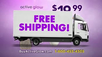 Active Glow TV Spot, 'Activated Charcoal Bristles' - Thumbnail 8