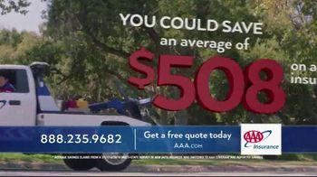 AAA Auto Insurance TV Spot, 'Testimonials: Save $508 on Average' - Thumbnail 4