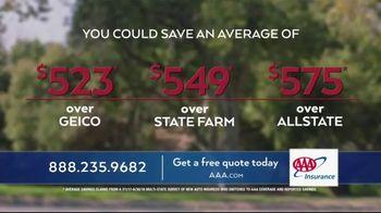 AAA Auto Insurance TV Spot, 'Testimonials: Save $508 on Average' - Thumbnail 5