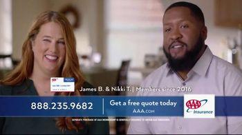 AAA Auto Insurance TV Spot, 'Testimonials: Save $508 on Average' - Thumbnail 9