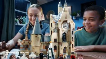 LEGO Harry Potter TV Spot, 'Discover the Magical World of Hogwarts'