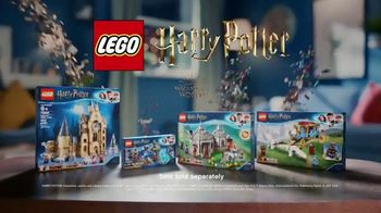 LEGO Harry Potter TV Spot, 'Discover the Magical World of Hogwarts' - Thumbnail 10