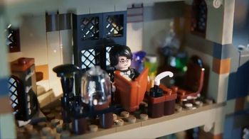 LEGO Harry Potter TV Spot, 'Discover the Magical World of Hogwarts' - Thumbnail 4