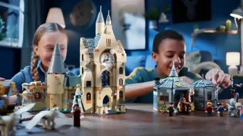 LEGO Harry Potter TV Spot, 'Discover the Magical World of Hogwarts' - Thumbnail 6