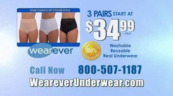 Wearever TV Spot, 'Real Underwear' - Thumbnail 9
