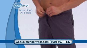 Wearever TV Spot, 'Real Underwear' - Thumbnail 8