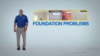 Dry Pro Foundation and Crawlspace Specialists TV Spot, 'Foundation Problems' - Thumbnail 1