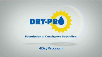 Dry Pro Foundation and Crawlspace Specialists TV Spot, 'Foundation Problems' - Thumbnail 9