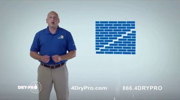 Dry Pro Foundation and Crawlspace Specialists TV Spot, 'Foundation Problems' - Thumbnail 4