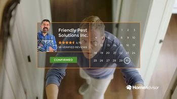 HomeAdvisor TV Spot, 'Be Prepared'