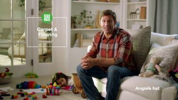 Angie's List TV Spot, 'All You Need to Know with Angie: Carpet' - Thumbnail 2