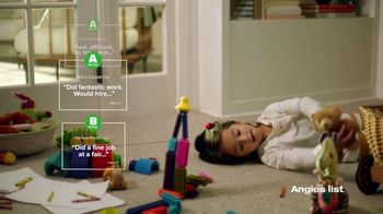 Angie's List TV Spot, 'All You Need to Know with Angie: Carpet' - Thumbnail 3