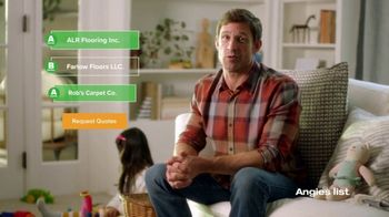 Angie's List TV Spot, 'All You Need to Know with Angie: Carpet' - Thumbnail 4