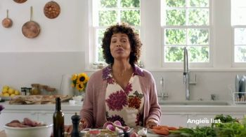 Angie's List TV Spot, 'All You Need to Know with Angie: Kitchen' - Thumbnail 1