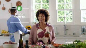 Angie's List TV Spot, 'All You Need to Know with Angie: Kitchen' - Thumbnail 2