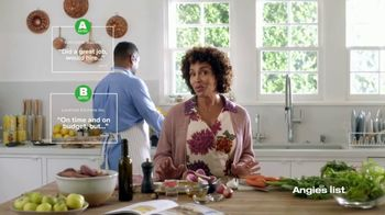 Angie's List TV Spot, 'All You Need to Know with Angie: Kitchen' - Thumbnail 3