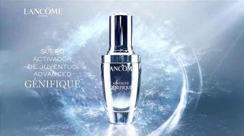 Lancôme Paris Advanced Génifique TV Spot, 'El potencial de tu piel' con Lily Collins [Spanish] - Thumbnail 2