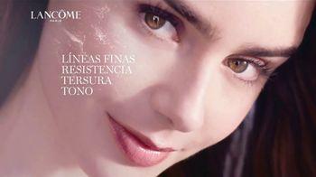 Lancôme Paris Advanced Génifique TV Spot, 'El potencial de tu piel' con Lily Collins [Spanish] - Thumbnail 3