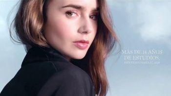 Lancôme Paris Advanced Génifique TV Spot, 'El potencial de tu piel' con Lily Collins [Spanish] - Thumbnail 5