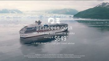 Princess Cruises TV Spot, 'Doing This: West Coast to Alaska' - Thumbnail 10