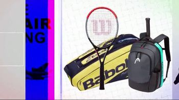 Tennis Express Back to School Sale TV Spot, 'Shoes, Apparel and Backpacks' - Thumbnail 4