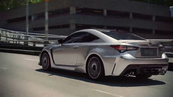 Lexus Golden Opportunity Sales Event TV Spot, \'Performance\' [T1]